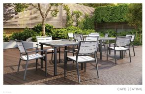 CAFE SEATING By Tropitone
