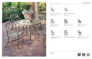 PALLADIAN (Cafe Seating) By Tropitone