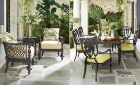 ERNEST HEMINGWAY Dining & Lounge Chairs by Lane Venture