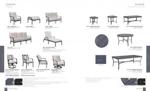 RALEIGH  (Aluminum) Seating & Dining by Lane Venture