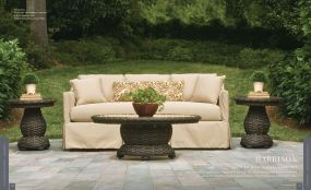 HARRISON (Upholstery) Sectional  By Lane Venture
