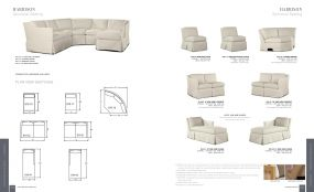 HARRISON (Upholstery) Sectional Pieces By Lane Venture