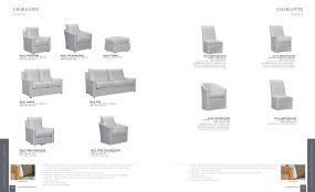 CHARLOTTE (Upholstery) Seating By Lane Venture
