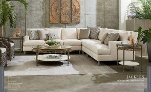 JACKSON (Upholstery) Sectional  By Lane Venture