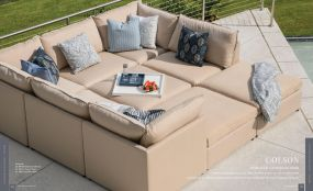 COLSON (Upholstery) Modular Sectional By Lane Venture