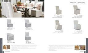 OUTDOOR UPHOLSTERY DINING By Lane Venture