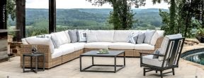 CAMPBELL (WOVEN) Modular Sectional By Lane Venture