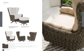 COCOON (WOVEN) High Back Seating By Lane Venture