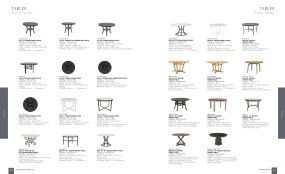 DINING TABLES By Lane Venture
