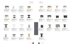 SIDE TABLES By Lane Venture